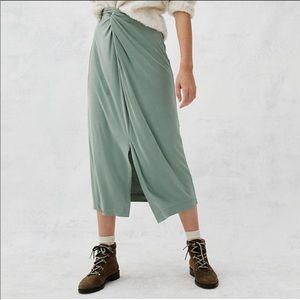 Anthropologie June Midi Skirt